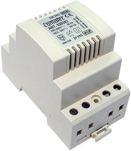 Comatec TBD202024P Din-rail netvoeding 20 V/AC 0.8 A 20 W