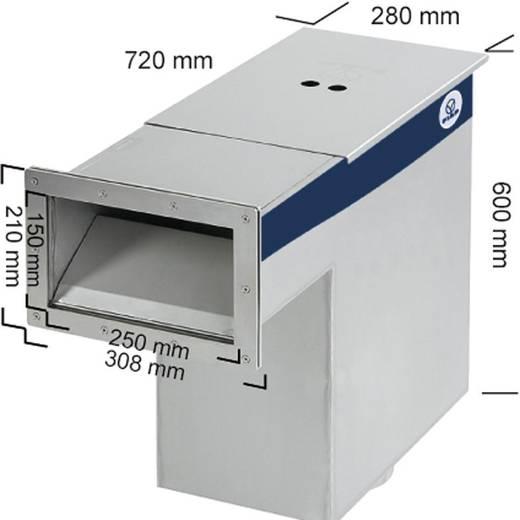 Oppervlakskimmer (l x b x h) 720 x 250 x 600 mm FIAP 2404 1 stuks