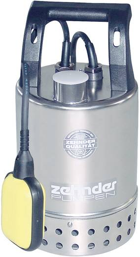 Vuilwater-dompelpomp 7500 l/h 7.5 m Zehnder Pumpen 12818