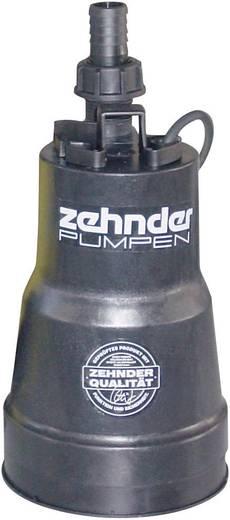 Vlakzuigende dompelpomp 5500 l/h 7 m Zehnder Pumpen 13187