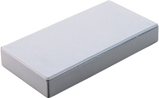 Strapubox FLACHGEHAEUSE GRAU Universele behuizing 160 x 83 x 21 ABS Lichtgrijs 1 stuks