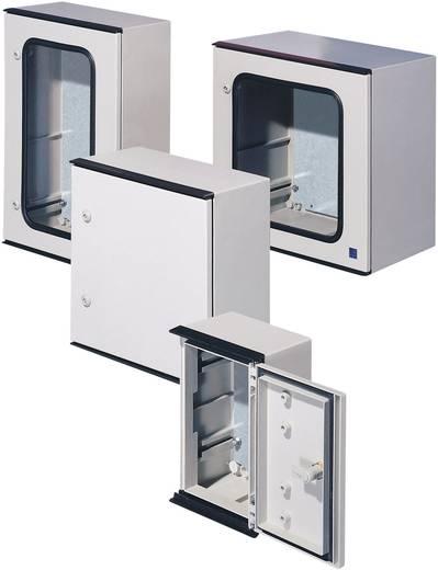 Rittal KS 1446.500 (ohne Sichtfenster) Installatiebehuizing 400 x 600 x 200 Polyester Lichtgrijs (RAL 7035) 1 stuks