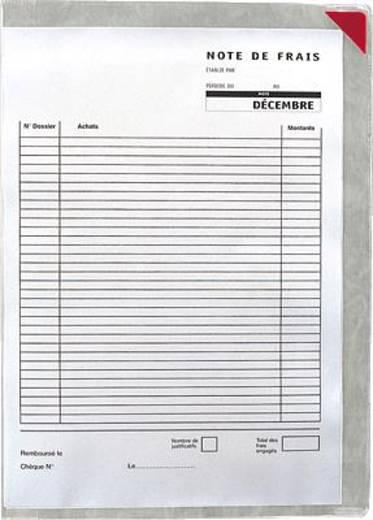 Tarifold L-hoezen Kang /194770 voor A4-documenten transparant pvc inh. 5 stuks