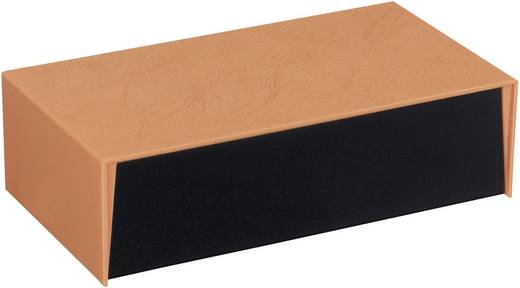 Strapubox KUNSTSTOFFGEHÄUSE 5003 OR/SW Universele behuizing 240 x 67 x 147 Kunststof Zwart 1 stuks