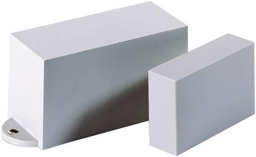 Strapubox M-GEHAEUSE 55X25X30 M.DECKEL Modulebehuizing 55 x 25 x 30 ABS Grijs 1 stuks