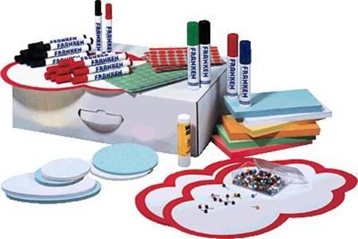 Franken presentatiebox met zelfklevende kaarten/UMSK 29x46x13 cm