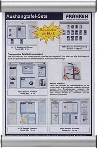 Franken deurbordjes met clipframe/BS0605 215 x 330 mm