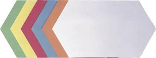 Franken-presentatiekaarten achthoekig/Umz 1730 99 29,7x16,5 cm 130 g/m2 500 stuks