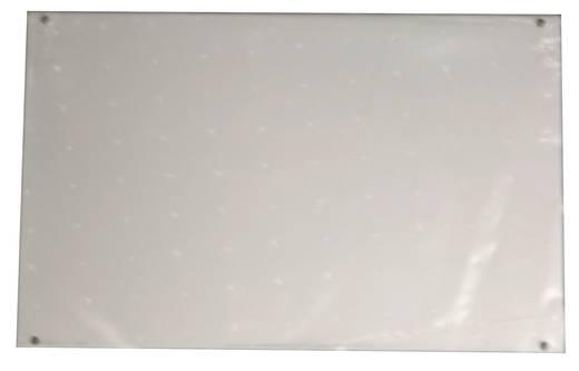 Proma 138085 Frontplaat (l x b) 202.9 mm x 128.5 mm Aluminium Aluminium (geëloxeerd) 1 stuks