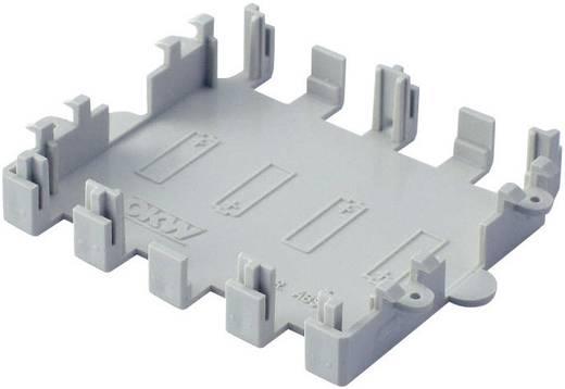 OKW A9174004 Batterijcompartiment ABS Grijs 1 stuks