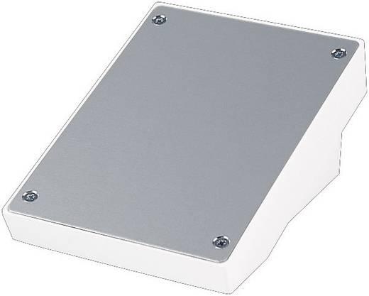 OKW B4113106 Frontplaat (l x b x h) 176 x 125.9 x 2 mm Aluminium Aluminium 1 stuks