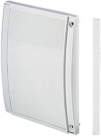 OKW DATEC B4013617 Afdekplaat ABS Grijs-wit (RAL 9002) 1 stuks