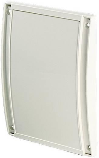 OKW DATEC B4013637 Afdekplaat ABS Grijs-wit (RAL 9002) 1 stuks