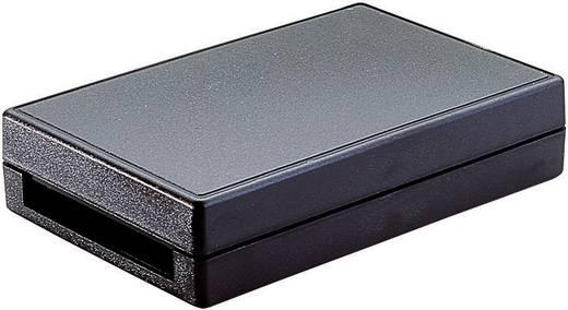 Strapubox EUROPAPL. GEH. SCHWARZ Euro-behuizing 186 x 123 x 41 ABS Zwart 1 stuks