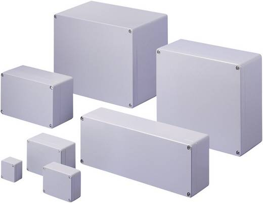 Rittal 9105.210 Universele behuizing 125 x 57 x 80 Aluminium Grijs (RAL 7001) 1 stuks