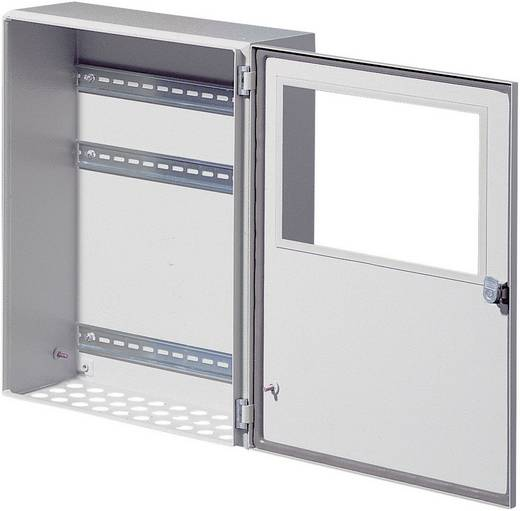Installatiebehuizing 400 x 160 x 500 Plaatstaal Lichtgrijs (RAL 7035) Rittal BG 1611.510 1 stuks