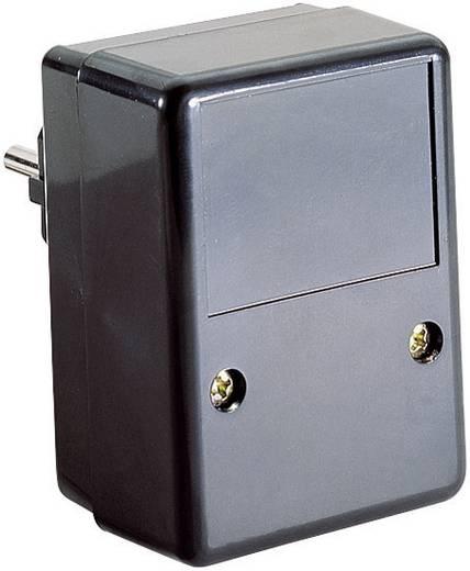 Strapubox STECKERLADER-GEHAEUSE, SCHWARZ Stekkerbehuizing 54 x 74 x 43 ABS Zwart 1 stuks