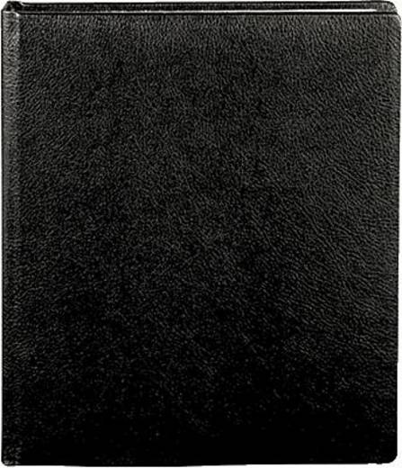 EXACOMPTA gastenboek Alpille/4719E zwart 110g