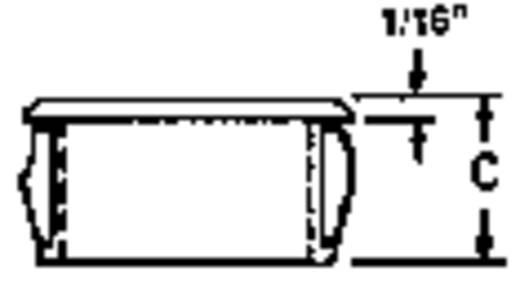 Kabeldoorvoering Klem-Ø (max.) 11.1 mm Polyamide Zwart PB Fastener AF0625 1 stuks