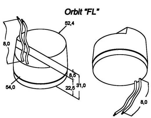 Comatec OR/FL/0150.12/E AC/DC inbouwnetvoeding 12 V/DC 1.50 A 18 W Open kabeleinden