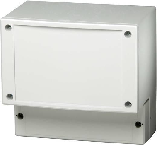 Regelaarbehuizing 160 x 166 x 117 Polycarbonaat Rook-grijs Fibox PC 17/16-FC3 1 stuks
