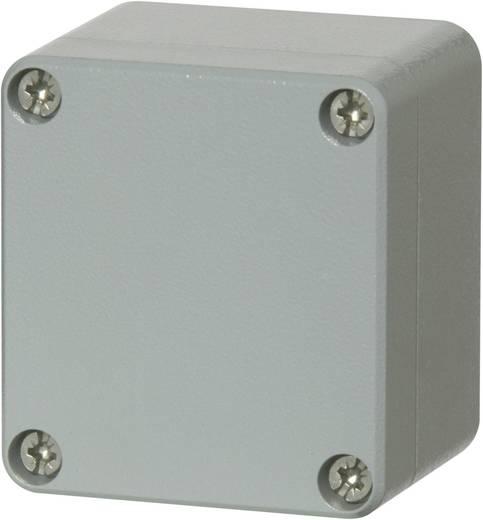 Fibox ALN 080806 Universele behuizing 82 x 77 x 56.5 Aluminium Zilver-grijs (RAL 7001, met poederlaag) 1 stuks