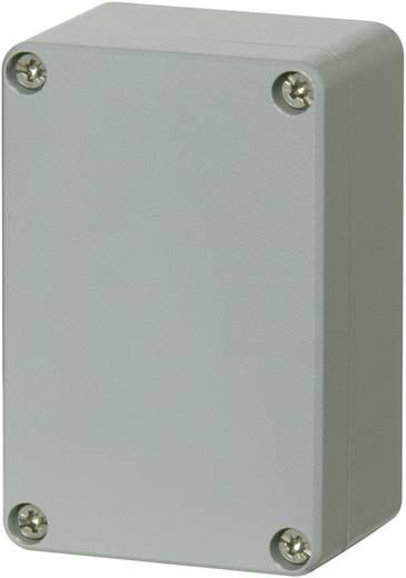 Fibox AM 0818 Montageplaat (l x b) 164 mm x 69 mm Aluminium Zilver-grijs 1 stuks