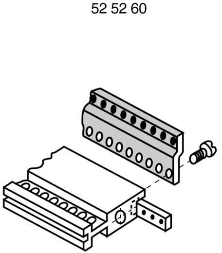 Montagerail voor stekkerverbinder 2 stuks
