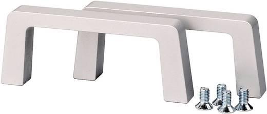 Draaghandgreep Aluminium (l x b x h) 101 x 12 x 40 mm 2 stuks