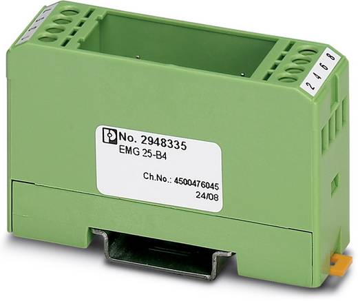 Phoenix Contact EMG 37-H 7,5MM KLAR DIN-rail-behuizing afdekking 7.5 x 37.5 5 stuks