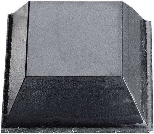3M SJ 5023 Stootbuffer Zelfklevend, Vierkant Zwart (l x b x h) 20.6 x 20.6 x 7.6 mm 1 stuks