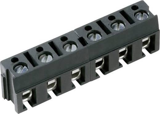 Klemschroefblok 2.50 mm² Aantal polen 3 AK 110/3DS-7,5-V PTR Grijs 1 stuks