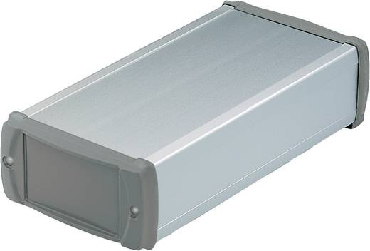 Bopla BOS Ecoline ELP 620-100 Universele behuizing 100 x 57.5 x 22 Aluminium Stof-grijs (RAL 7037) 1 stuks