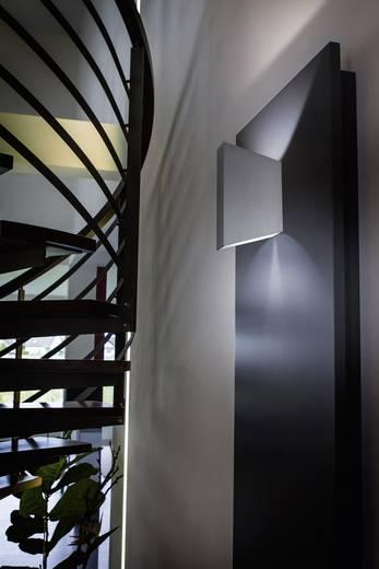 Magic LED-wandlamp 6 W Warm-wit LSWL1623 Zilver-grijs