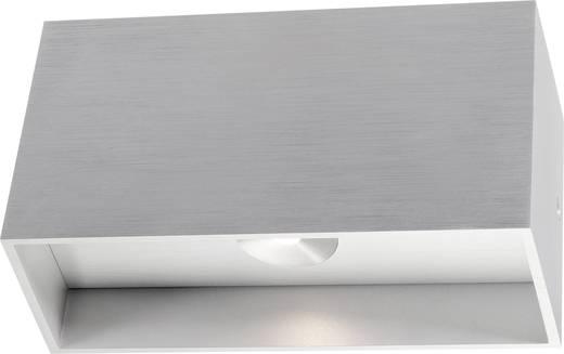 Shining LED-wandlamp Warmwit LSWL1661 Zilver-grijs