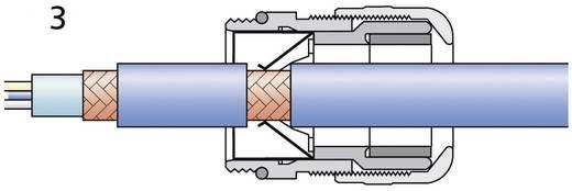 Wartel M12 Messing Messing LappKabel SKINTOP MS-SC-M 12X1.5 1 stuks
