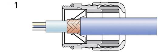 Wartel M16 Messing Messing LappKabel SKINTOP® MS-SC-M 16X1.5 1 stuks
