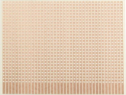 WR Rademacher WR-Typ 906-1 Experimenteer printplaat Epoxide (l x b) 80 mm x 50 mm 35 µm Rastermaat 2.54 mm Inhoud 1 stu