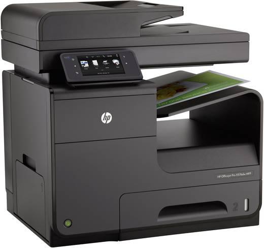 HP OfficeJet Pro X576dw Multifunctionele inkjetprinter Printen, Scannen, Kopiëren, Faxen LAN, WiFi, Duplex, ADF