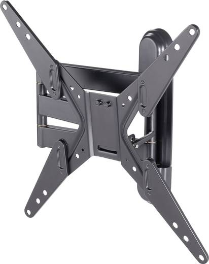 "TV-beugel SpeaKa Professional 527502 66,0 cm (26"") - 109,2 cm (43"") Kantelbaar en zwenkbaar"