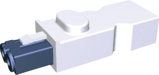Stekker/klem van polymeer, VK-BT wit