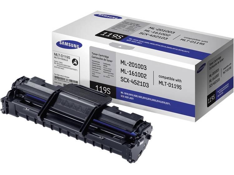 Samsung Tonercassette D119S MLT-D119S/ELS Origineel Zwart 2000 bladzijden