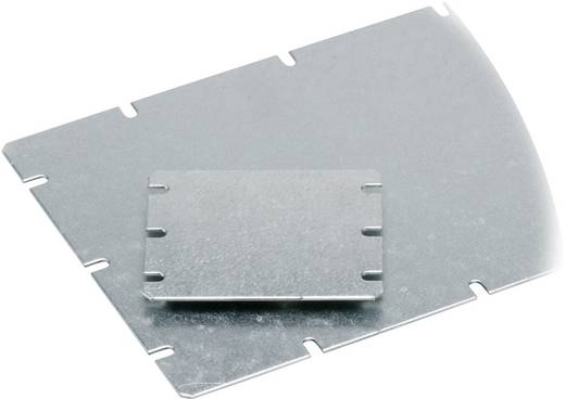 Fibox MNX MIV 175 Montageplaat (l x b x h) 148 x 148 x 1.5 mm Staal 1 stuks