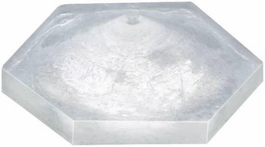 3M SJ 6553 MPCB Apparaatvoeten Zelfklevend, Trapeziumvormig Transparant (Ø x h) 11 mm x 3.05 mm 132 stuks