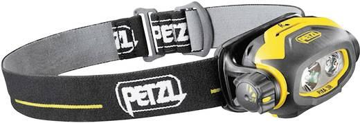 Petzl E78CHR Accu-hoofdlamp PIXA 3R voor EX-zones: 2, 22 LED INERIS11ATEX3022 Standaard > 6 u · High > 3 uur · Low > 12 h Geel-zwart