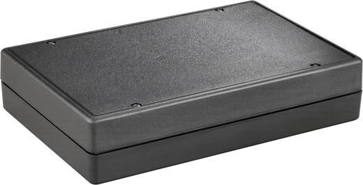 Strapubox 2007SW Euro-behuizing 186 x 123 x 41 ABS Zwart 1 stuks