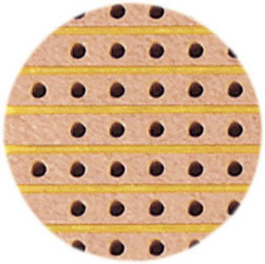 WR Rademacher WR-Typ 918 Testprintplaat Volgens IHK-richtlijnen Hardpapier (l x b) 160 mm x 100 mm 35 µm Rastermaat 2.54