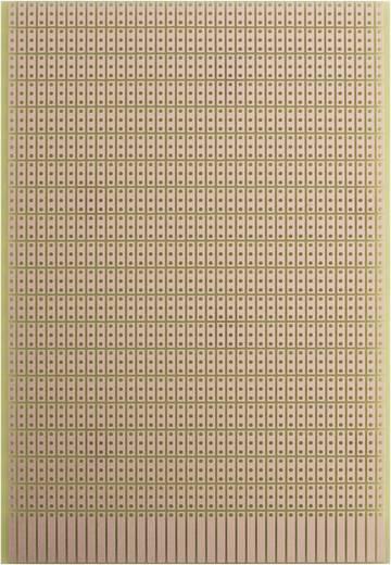 WR Rademacher WR-Typ 946 Testprintplaat Hardpapier (l x b) 160 mm x 100 mm 35 µm Rastermaat 2.54 mm Inhoud 1 stuks