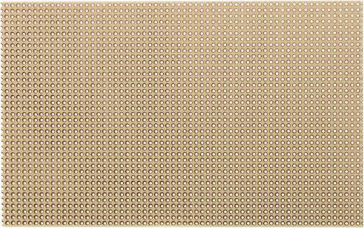 WR Rademacher WR-Typ 811-5 Printplaat Hardpapier (l x b) 160 mm x 100 mm 35 µm Rastermaat 2.54 mm Inhoud 1 stuks