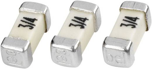 ESKA SMD SSQ F 375 MA SMD-zekering SMD 2410 0.375 A 125 V Snel -F- 1 stuks